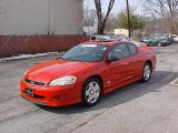 2006 Victory Red Chevrolet Monte Carlo SS #9452264