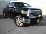 2014 Attitude Black Metallic Toyota Tundra Limited Crewmax #94515531