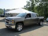 2014 Brownstone Metallic Chevrolet Silverado 1500 LT Crew Cab 4x4 #94515367