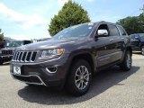2014 Granite Crystal Metallic Jeep Grand Cherokee Limited 4x4 #94515241