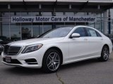 2015 Mercedes-Benz S 550 4Matic Sedan