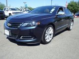 2014 Blue Ray Metallic Chevrolet Impala LTZ #94515234