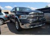 2014 Black Ram 1500 Laramie Crew Cab 4x4 #94515565