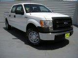 2014 Oxford White Ford F150 XL SuperCrew #94515518