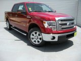 2014 Ruby Red Ford F150 XLT SuperCrew #94515515
