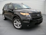 2014 Tuxedo Black Ford Explorer Limited #94515514