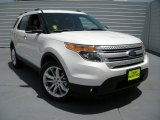 2014 White Platinum Ford Explorer XLT #94515511