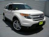 2014 White Platinum Ford Explorer XLT #94515511