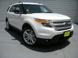 2014 White Platinum Ford Explorer XLT #94515509
