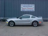 2006 Satin Silver Metallic Ford Mustang GT Premium Coupe #9452385