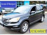 2011 Crystal Black Pearl Honda CR-V EX 4WD #94552964