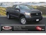 2014 Magnetic Gray Metallic Toyota Tundra SR Double Cab 4x4 #94552797