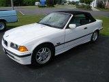1996 Alpine White BMW 3 Series 328i Convertible #94553196