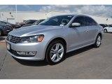 2014 Reflex Silver Metallic Volkswagen Passat TDI SE #94553180