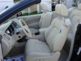 2011 Nissan Murano CrossCabriolet AWD Front Seat
