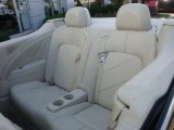 2011 Nissan Murano CrossCabriolet AWD Rear Seat