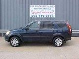 2006 Royal Blue Pearl Honda CR-V EX 4WD #9452359