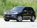 2008 Nighthawk Black Pearl Acura RDX Technology #94553103