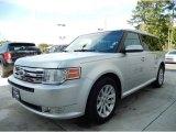 2010 Ingot Silver Metallic Ford Flex SEL AWD #94553005
