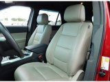 2013 Ford Explorer XLT Front Seat