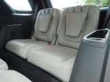 2013 Ford Explorer XLT Rear Seat