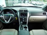 2013 Ford Explorer XLT Dashboard