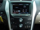 2013 Ford Explorer XLT Controls