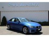 2014 Estoril Blue BMW 3 Series 328i xDrive Sedan #94552907