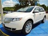 2014 White Platinum Metallic Tri-Coat Lincoln MKX FWD #94552985