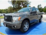 2014 Sterling Grey Ford F150 STX SuperCrew #94552983