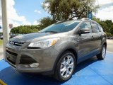 2014 Sterling Gray Ford Escape Titanium 2.0L EcoBoost #94552979