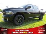 2014 Black Ram 1500 Express Crew Cab 4x4 #94553069