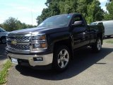 2014 Tungsten Metallic Chevrolet Silverado 1500 LT Regular Cab #94553052