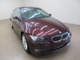 2008 Barbera Red Metallic BMW 3 Series 335xi Coupe #94552839