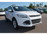 2014 Oxford White Ford Escape SE 2.0L EcoBoost #94592378