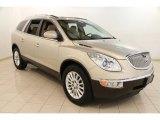 2008 Gold Mist Metallic Buick Enclave CXL AWD #94592470