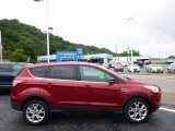 2013 Ruby Red Metallic Ford Escape SEL 2.0L EcoBoost 4WD #94592091