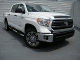2014 Super White Toyota Tundra SR5 Crewmax #94592274
