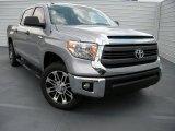 2014 Silver Sky Metallic Toyota Tundra TSS CrewMax #94592272