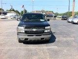 2005 Black Chevrolet Silverado 1500 LT Crew Cab 4x4 #94592451