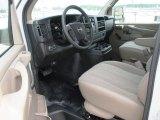 2014 GMC Savana Cutaway Interiors