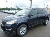 Chevrolet Traverse 2015 Data, Info and Specs