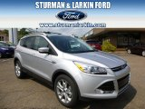 2014 Ingot Silver Ford Escape Titanium 2.0L EcoBoost 4WD #94639075