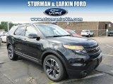 2014 Tuxedo Black Ford Explorer Sport 4WD #94639074