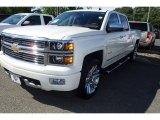 2014 White Diamond Tricoat Chevrolet Silverado 1500 High Country Crew Cab 4x4 #94638927