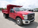 2015 Ford F350 Super Duty XL Regular Cab Dump Truck Data, Info and Specs