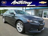 2014 Blue Ray Metallic Chevrolet Impala LT #94639447