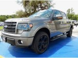 2014 Sterling Grey Ford F150 FX4 SuperCrew 4x4 #94639032