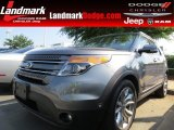 2014 Sterling Gray Ford Explorer Limited #94639122
