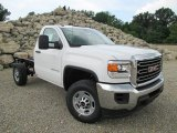 2015 GMC Sierra 2500HD Regular Cab Chassis Data, Info and Specs